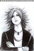 Ruki   Sketch 6 by Zitaar