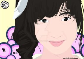 Achan JKT48 by Arc 2nd Pict  by Arc48