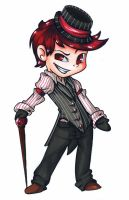 RingMaster .:Collab:. by TwistedDisaster