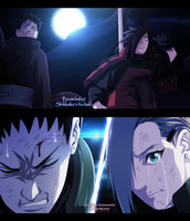 Naruto 613 - Shikkaku died?! by Tremblax