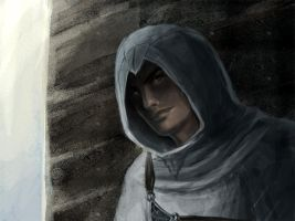 assassins creed fanart by Izaskun