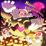 Happy Halloween!! by tamaume