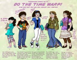 Do the Time Warp Meme by GingerOpal