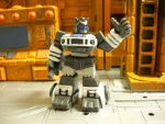 Transformers Jazz 15mm RPG miniature by Prowlcop