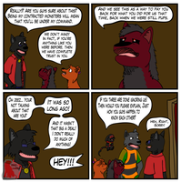 # 24 - Don't Forget Us! by redliger