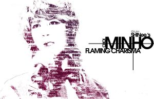 Minho-typography by 7even-is-jet