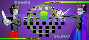 Homestuck The Game Kanaya VS Eridan by Video320