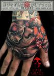 hand tattoo # 39 by hatefulss