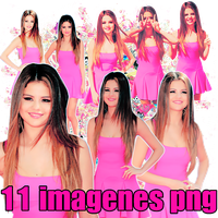 Pack png 101 Selena Gomez by MichelyResources
