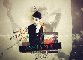 Ash Stymest Wallpaper by ihaveareallycoolname