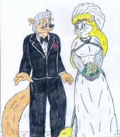Married Marty and Minerva by Jose-Ramiro