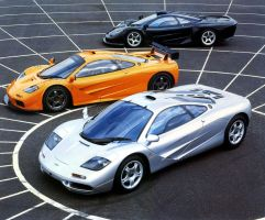 McLaren F1 by TheCarloos