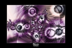 Mitosis by FractalMBrown