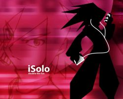 iSolo Wallpaper by Su5anLee