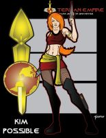 KimPossible Security Red by stourangeau
