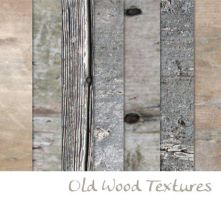 Old Wood Texture Pack by morana-stock