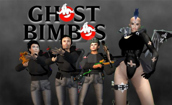 GhostBimbos by Midnight on YouTube by DarkMsStress