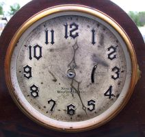 Antique Clock 3 by Falln-Stock