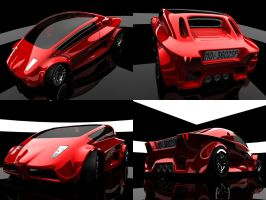 Compact sport car by net-surfer