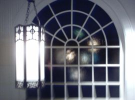 Stained Glass, church 2 by KnK-stock