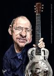 Mark Knopfler caricature by jupa1128
