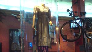Wizard of Oz dress in planet hollywood by PrincessCarol