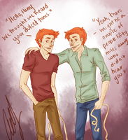 Hello, Harry. by AniPokie
