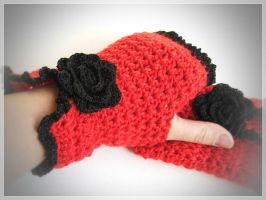 Another Red Mittens by jezzabell13