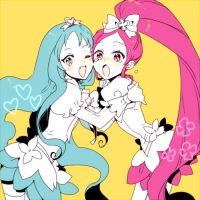 Heart Catch Precure by kissai