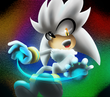 OHSCM01: Silver the Hedgehog by Mephilez