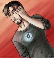 Stark:colored: by MangaMageBlue