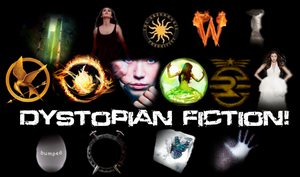 Dystopian Fiction by 4thElementGraphics