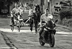 Rat Race by Dzodan