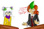 Doesn't a free dinner sound good? by ACLuigiYoshi