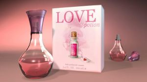 Love perfume by dinamicdesign