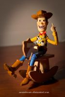 Woody Rocking Horse by memetronic