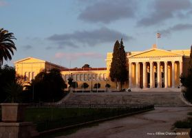 Zappeion Hall by Elias-Chatzoudis