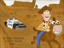 If the Police can't stop you by Mirinata