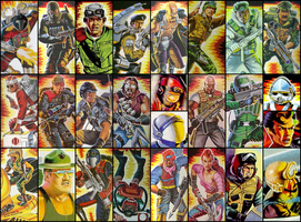 GI Joe 1986 by Seblebon