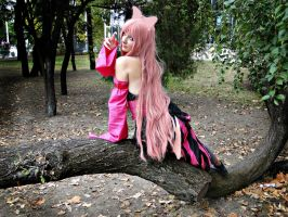 Vocaloid - Cheshire cat by LiveDecadence