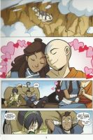 avatar the last airbender: promise part 2 page 1 by rocky-road123