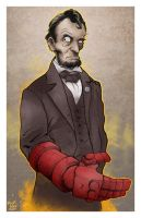 Paranormal Defense Lincoln by poopbird