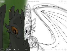 Behind the scenes by Camy-Orca