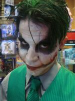 Why so serious!? by Santy-Orm