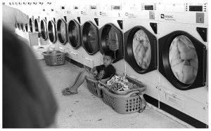 Laundromat Blues by imogene
