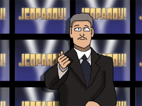 The host of Jeopardy . . . by Dan-the-Countdowner
