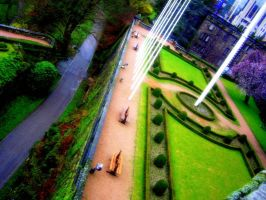 Luxembourg city by MeAndMyHand