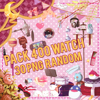 Pack 400 Watch segunda parte by Nunnallyrey