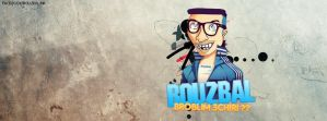 Bouzbal Facebook Cover by WalidGFX