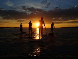 Stand and Paddle SUP 4596 by PaddleGallery
